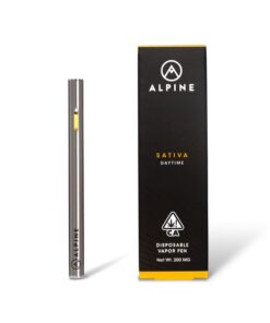 Alpine Vape Oil Disposable Pen