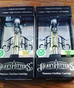 Heavy Hitters Cartridge
