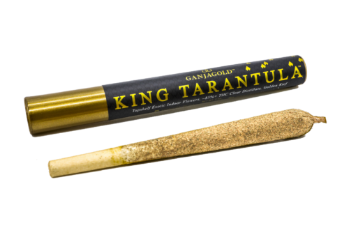 Ganja Gold/King Tarantula